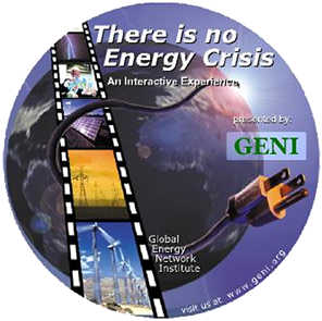 GENI's 10-minute PC animation shows the major issues of a global electrical grid.