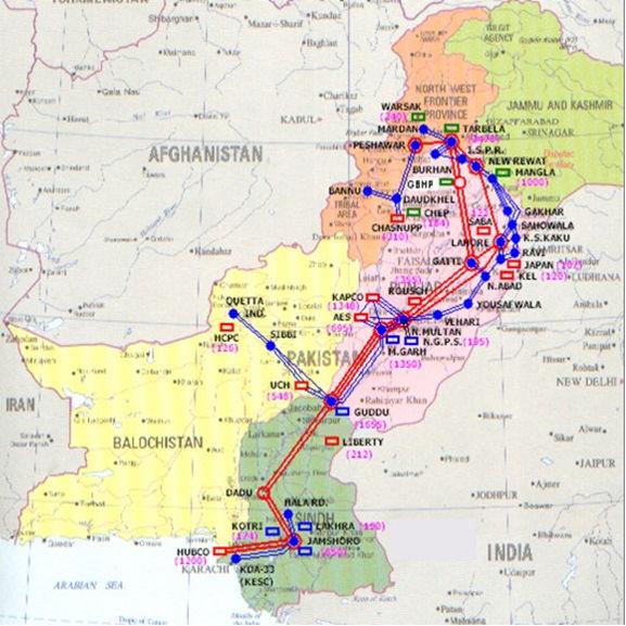 Pakistan energy Dashboard, Pakistan renewable energy ...